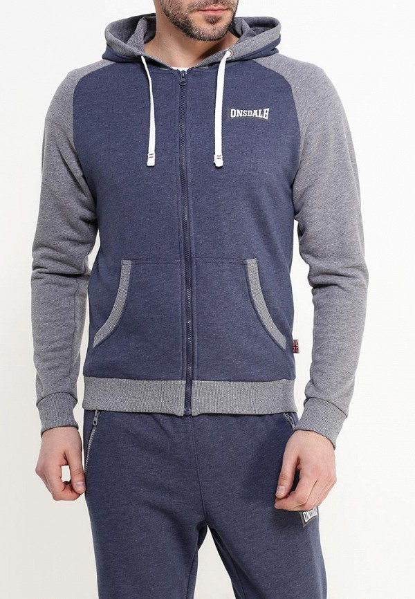 Толстовка Lonsdale Lonsdale LO789EMSBT59 толстовка lonsdale lonsdale lo789emarb23