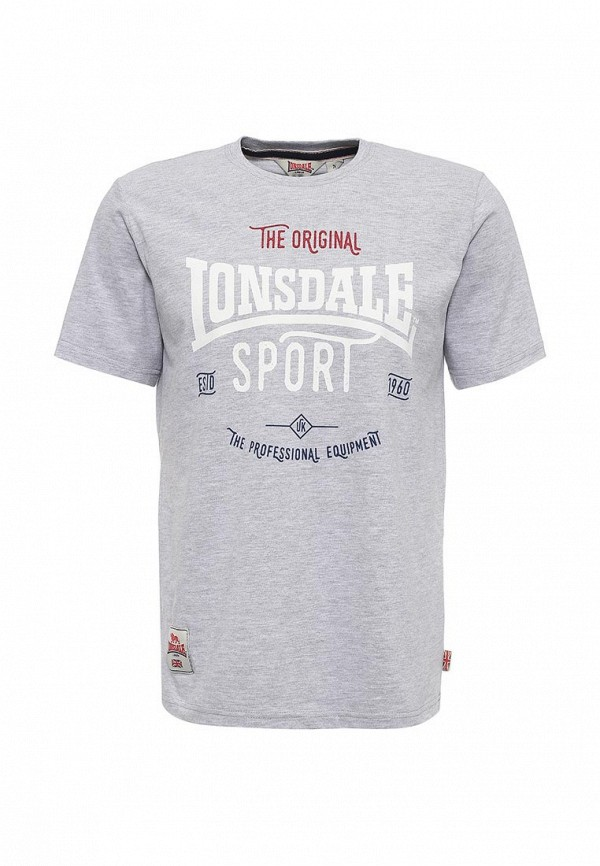 Футболка Lonsdale Lonsdale LO789EMSBT61 футболка lonsdale lonsdale lo789emuic60