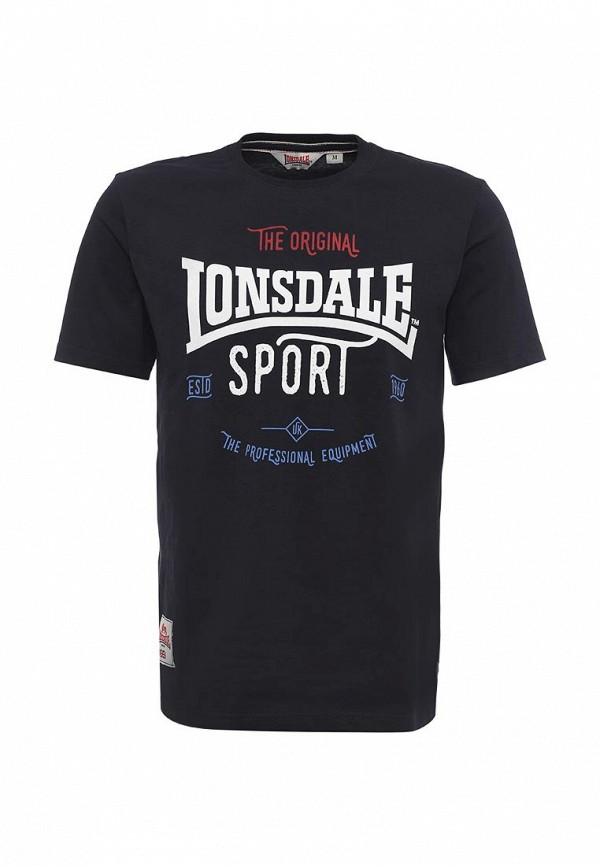 Футболка Lonsdale Lonsdale LO789EMSBT62