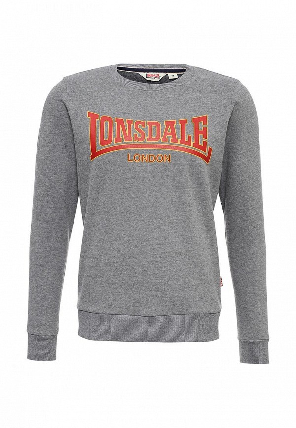 Свитшот Lonsdale Lonsdale LO789EMUIC39 lonsdale msg001