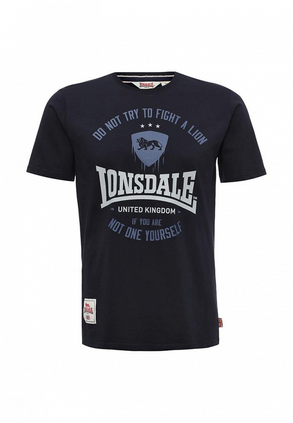 Футболка Lonsdale Lonsdale LO789EMUIC46 каталог lonsdale