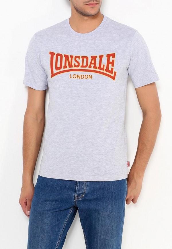 Футболка Lonsdale Lonsdale LO789EMUIC48 футболка lonsdale lonsdale lo789emuic60