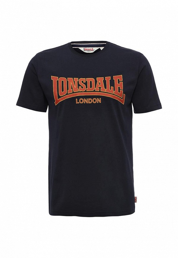 Футболка Lonsdale Lonsdale LO789EMUIC49 футболка lonsdale lonsdale lo789emuic60