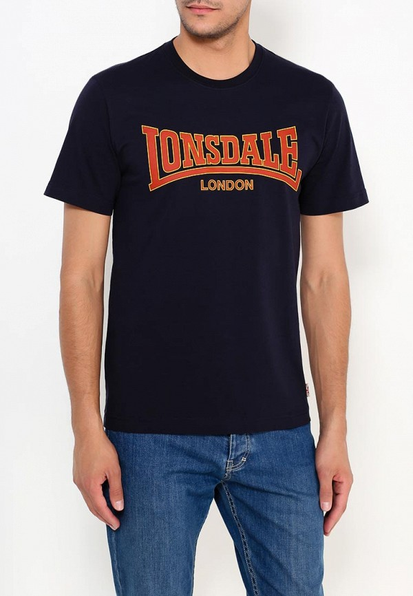 Футболка Lonsdale Lonsdale LO789EMUIC49 футболка lonsdale lonsdale lo789emapkc5