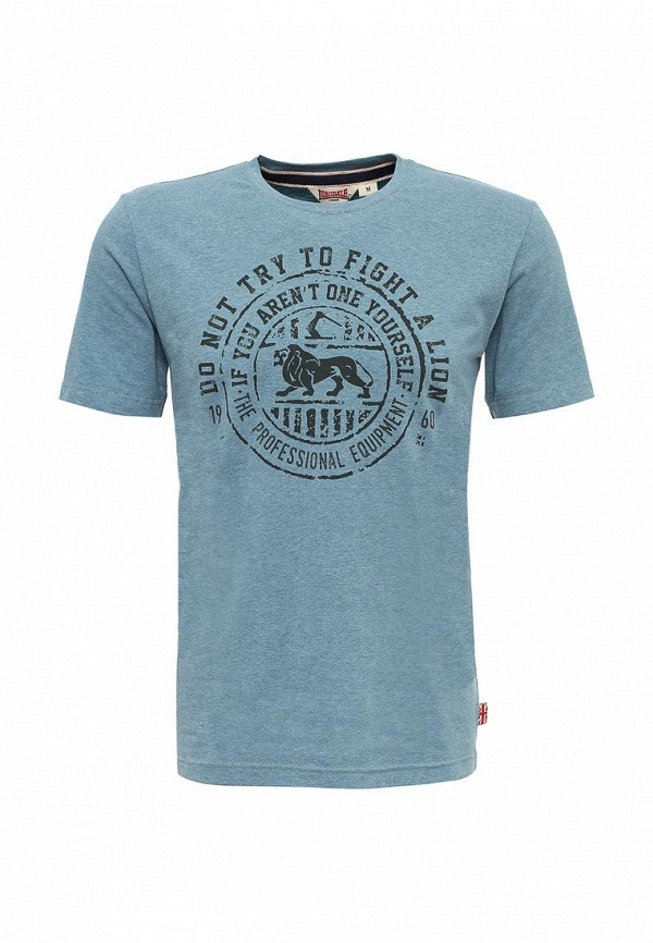 Футболка Lonsdale Lonsdale LO789EMUIC58 lonsdale msg001