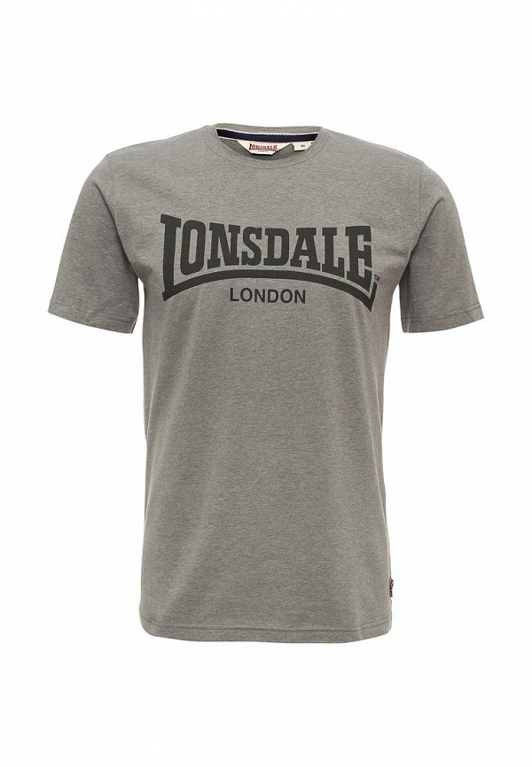 Футболка Lonsdale Lonsdale LO789EMUIC61 lonsdale msg001