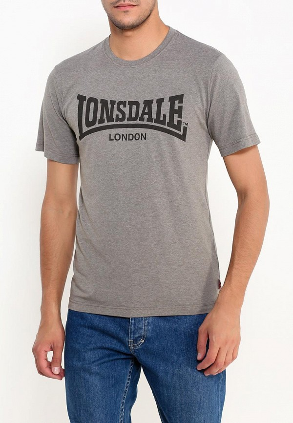 Футболка Lonsdale Lonsdale LO789EMUIC61 футболка lonsdale lonsdale lo789emuic60