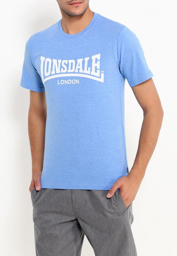 Футболка Lonsdale Lonsdale LO789EMUIC62