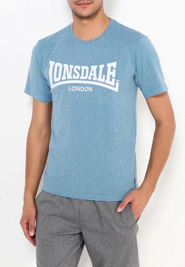 Футболка Lonsdale Lonsdale LO789EMUIC63 футболка lonsdale lonsdale lo789emuic60