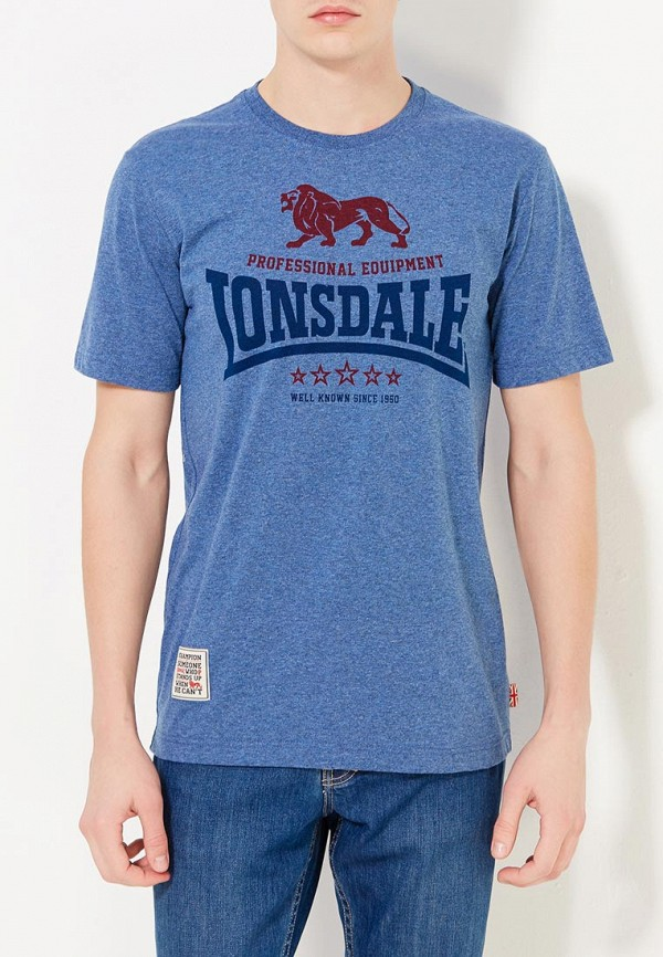 Футболка Lonsdale Lonsdale LO789EMYBR29 lonsdale lonsdale lo789gudgh81
