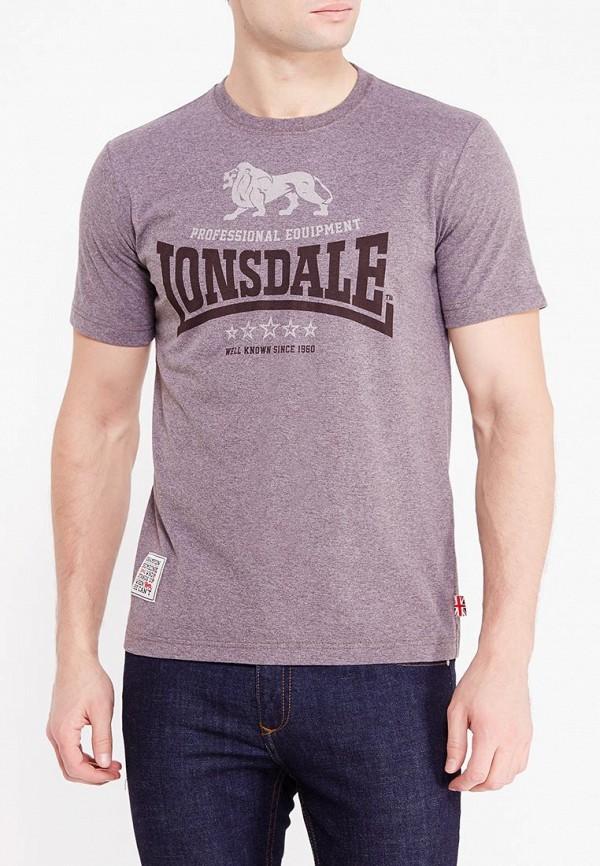 Футболка Lonsdale Lonsdale LO789EMYBR30 футболка lonsdale lonsdale lo789emuic60