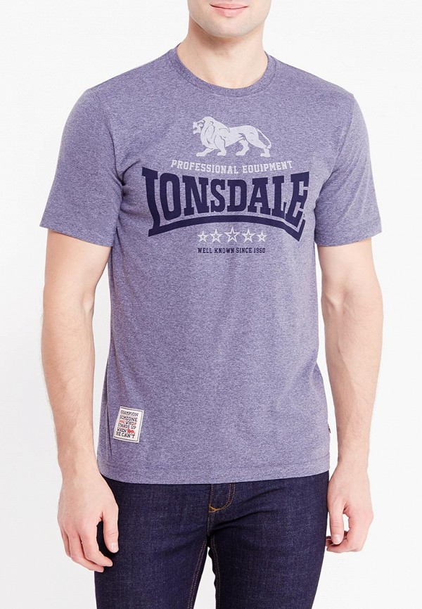 Футболка Lonsdale Lonsdale LO789EMYBR32 футболка lonsdale lonsdale lo789emarb48