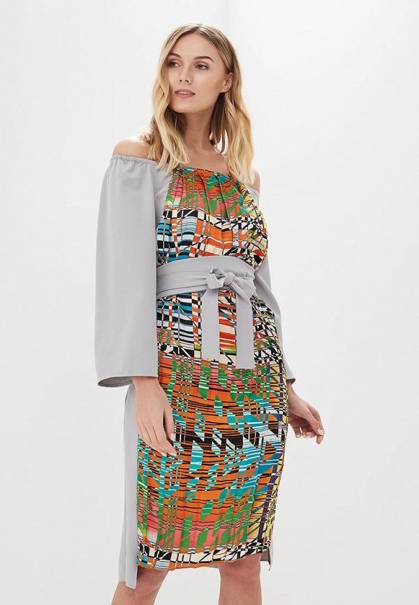 Купить Платье Love & Light, LO790EWASHW5, разноцветный, Весна-лето 2018
