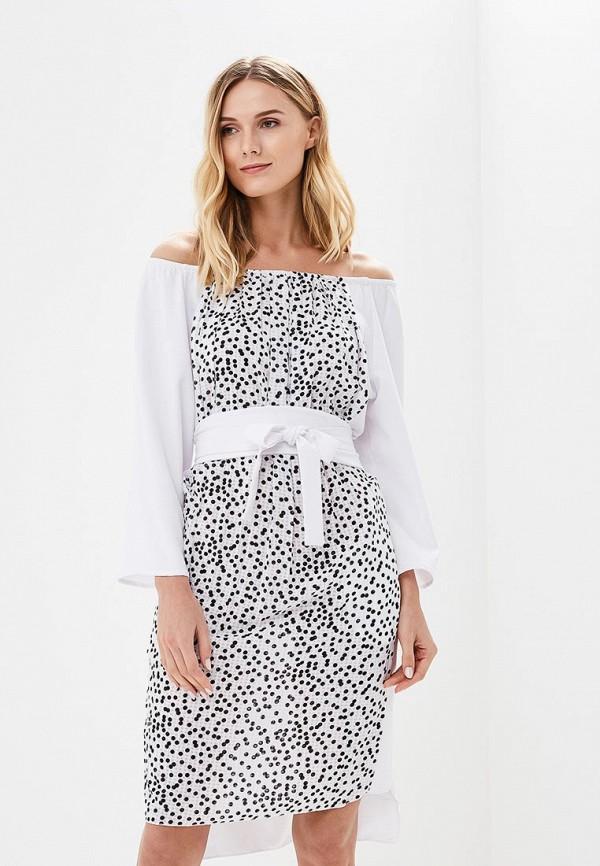 Купить Платье Love & Light, LO790EWASHW6, белый, Весна-лето 2018