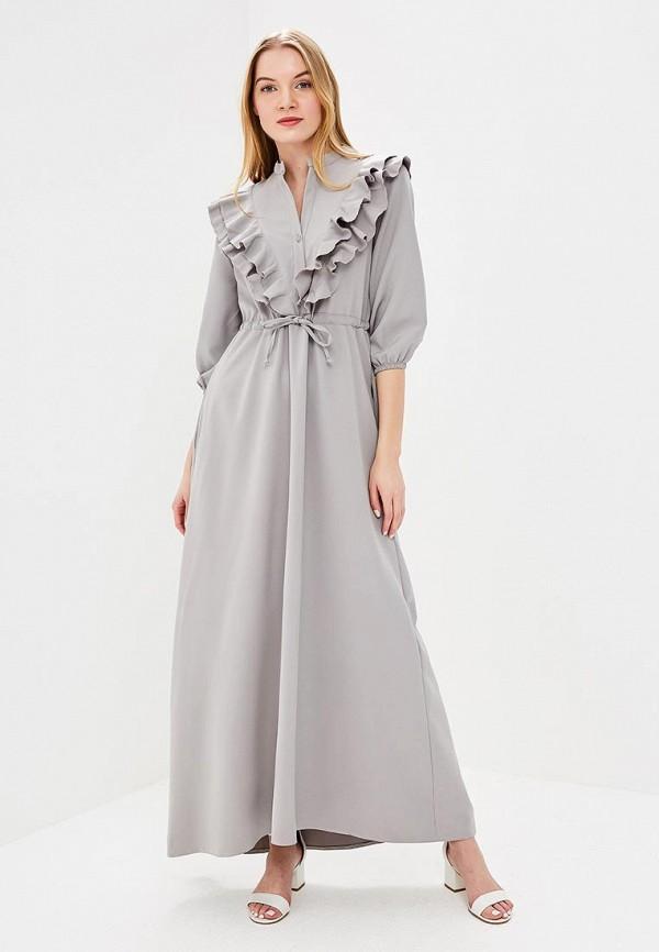 Купить Платье Love & Light, LO790EWASIF7, серый, Весна-лето 2018