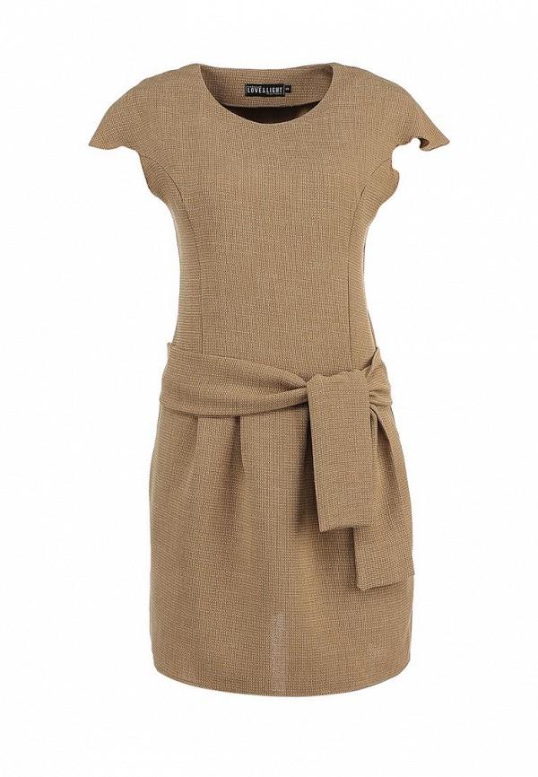Повседневное платье Love & Light plkrl15005