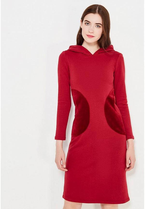 Купить Платье Love & Light красного цвета