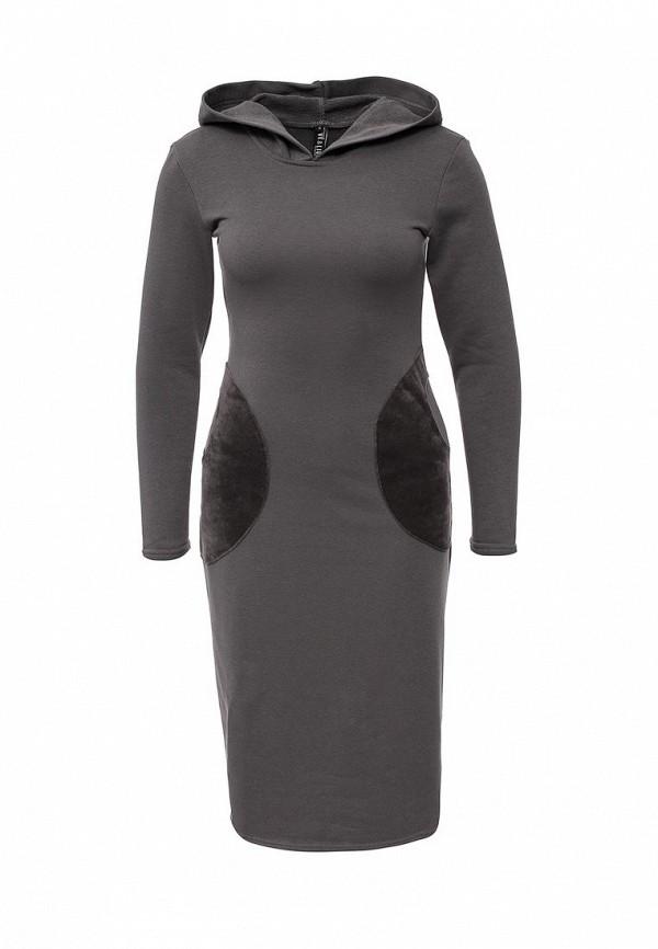 Платье-миди Love & Light plspkz16004