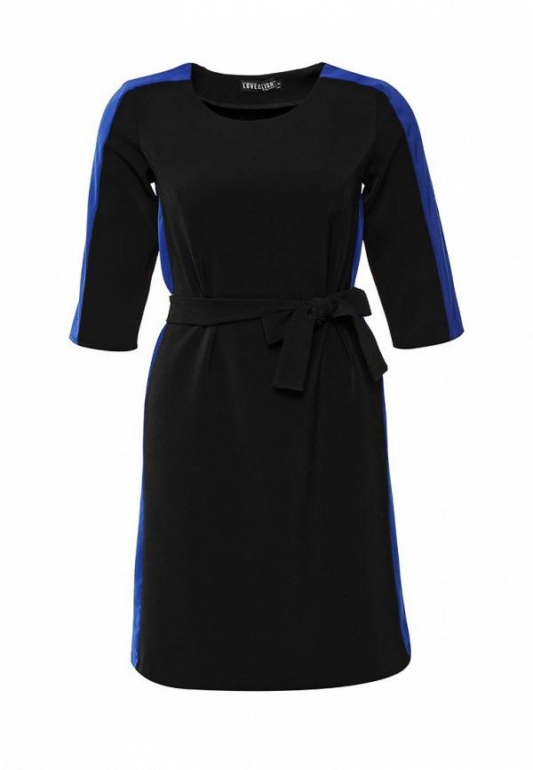 Платье-миди Love & Light plvpl1z160202sh