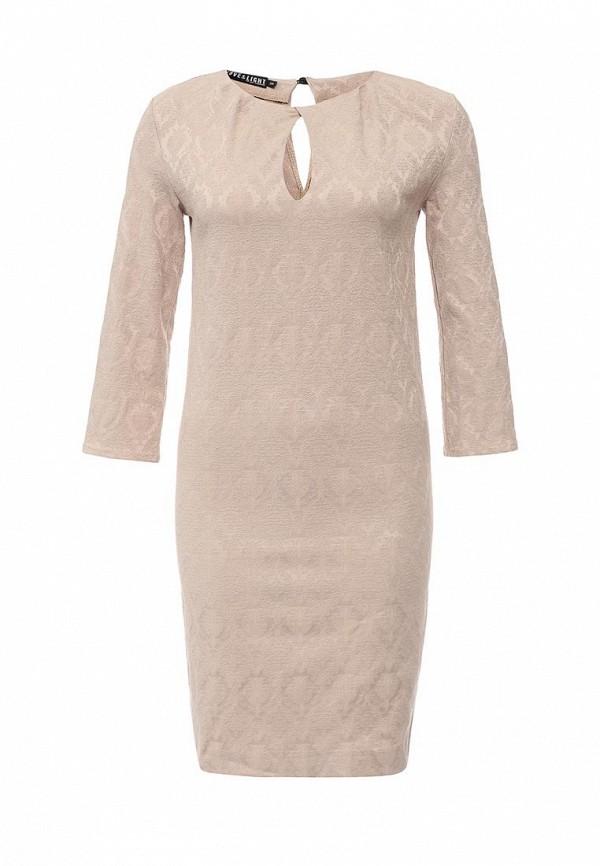 Платье-миди Love & Light pllotz16005