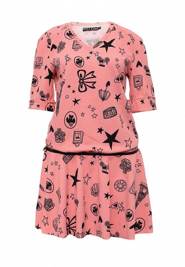 Платье-мини Love & Light pltr3l160109