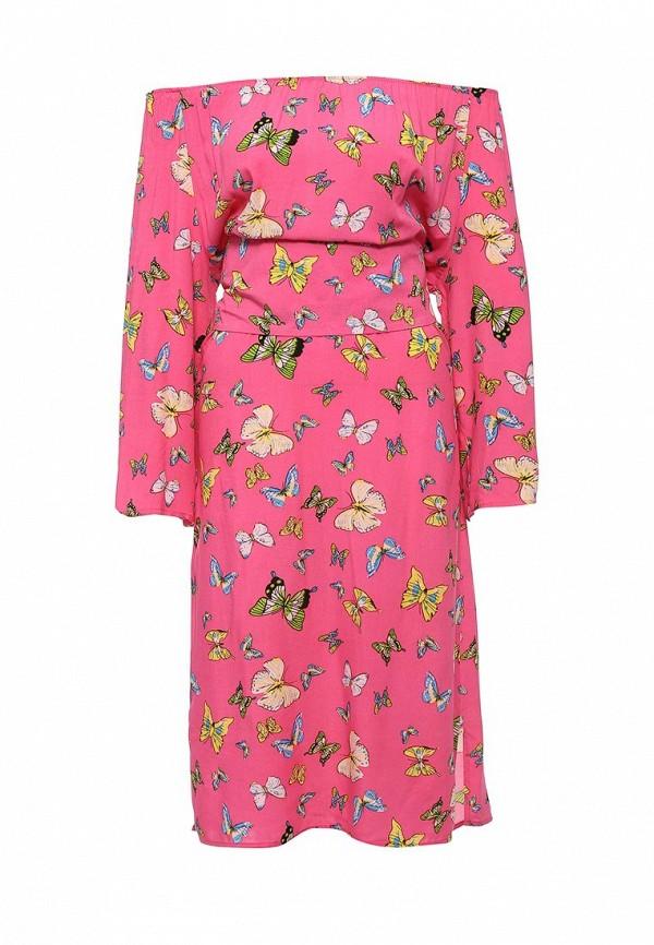 Платье-миди Love & Light plispl16006k