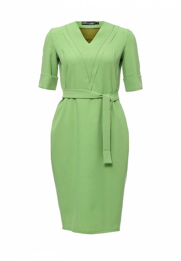Платье-миди Love & Light plbz1l160010s