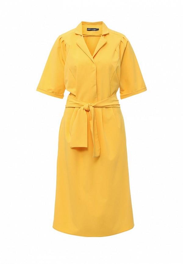 Платье-миди Love & Light plol160013d