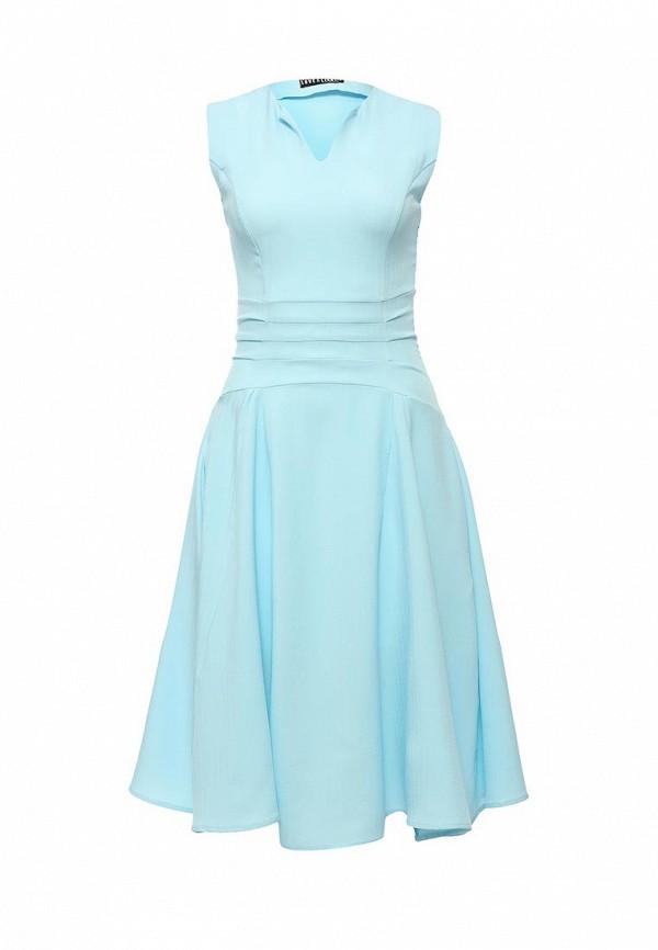 Платье-миди Love & Light plrell16002son7