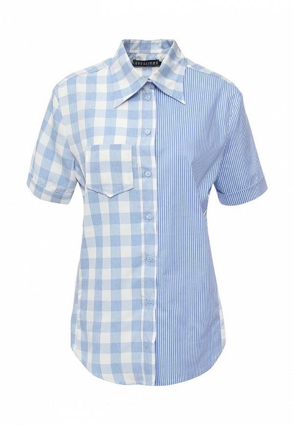 цена  Рубашка Love & Light Love & Light LO790EWSGF84  онлайн в 2017 году