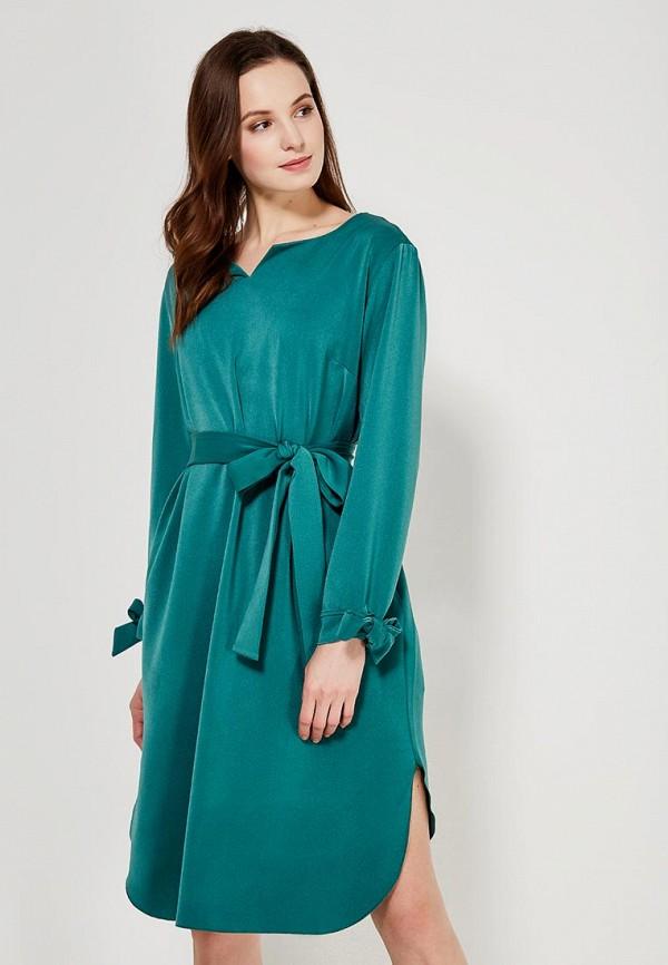 Купить Платье Love & Light, LO790EWZVH55, зеленый, Весна-лето 2018