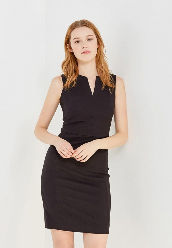 Платье Lusio Lusio LU018EWAONA2 футболка мужская mustang basic tee цвет черный 6138 1603 440 4142 размер m 48