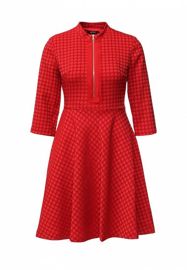 Платье-миди Lusio AW16-020278