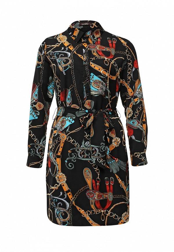 Платье-мини Lusio AW16-140013