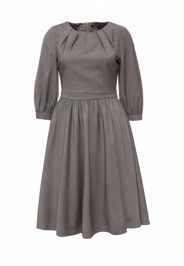 Платье-миди Lusio AW16-020111