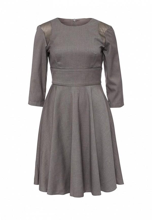Платье-миди Lusio AW16-020114