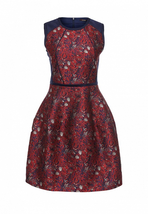 Платье-миди Lusio AW16-020117