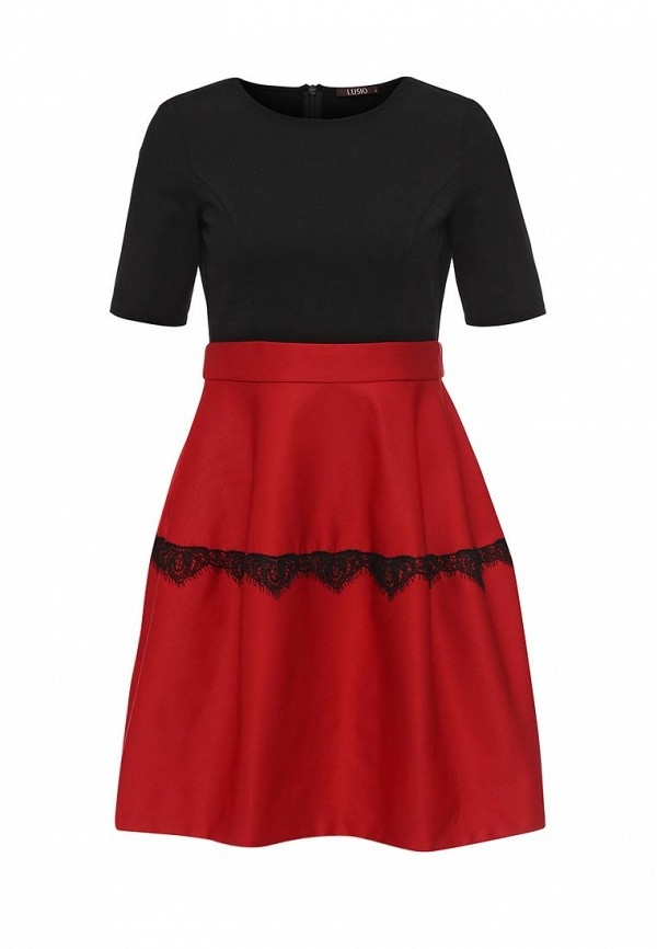 Платье-миди Lusio AW16-020258