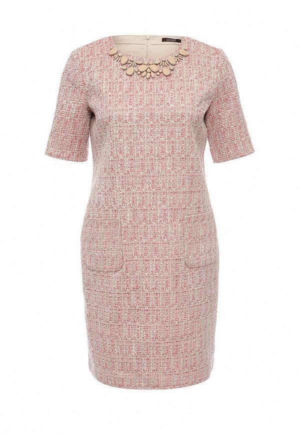 Платье-миди Lusio AW16-020276