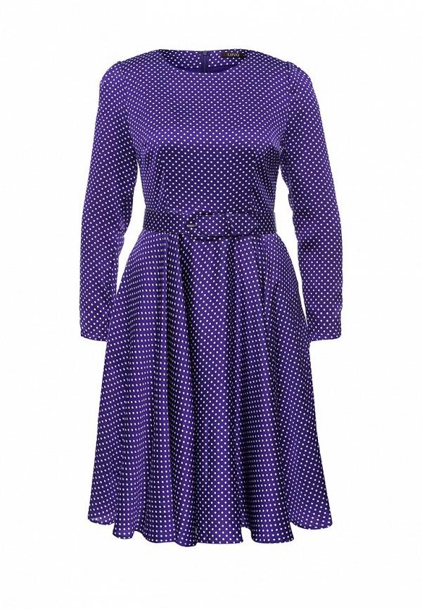 Платье-миди Lusio AW16-020349