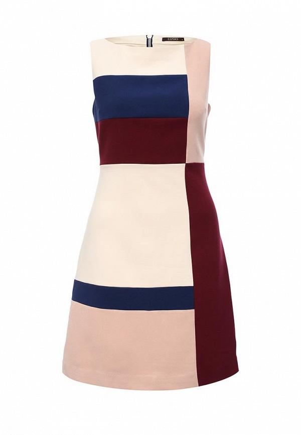 Платье-миди Lusio AW16-020277