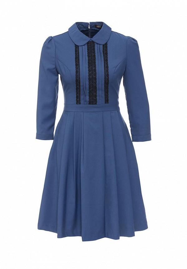 Платье-миди Lusio AW16-020044