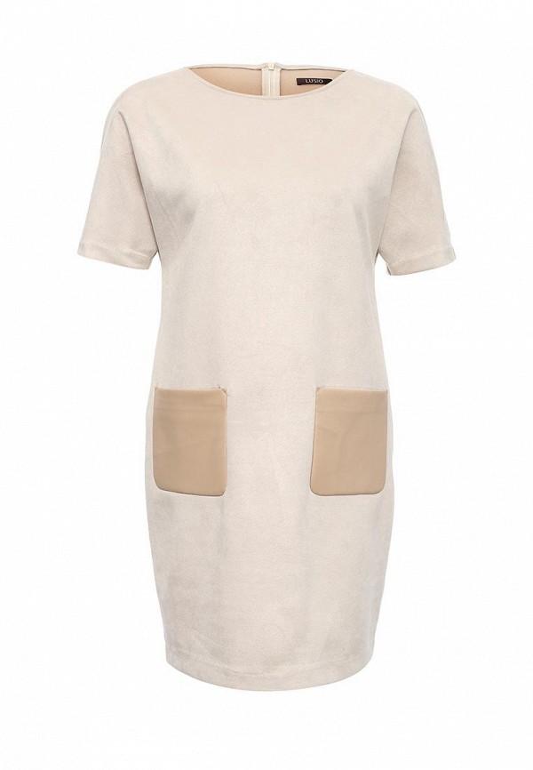 Платье-миди Lusio AW16-020026