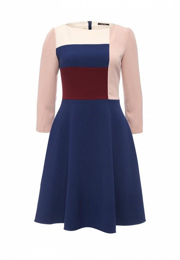 Платье-миди Lusio AW16-020313