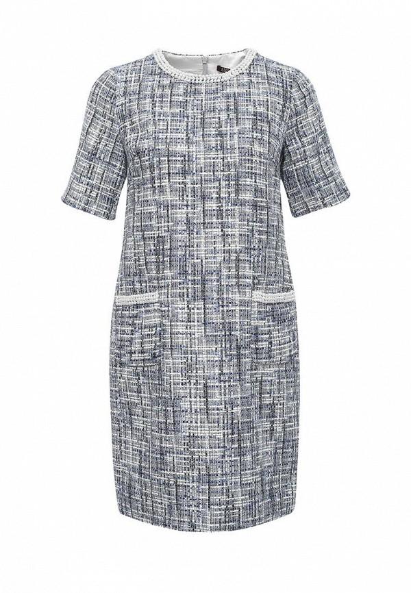 Платье-миди Lusio AW16-020364
