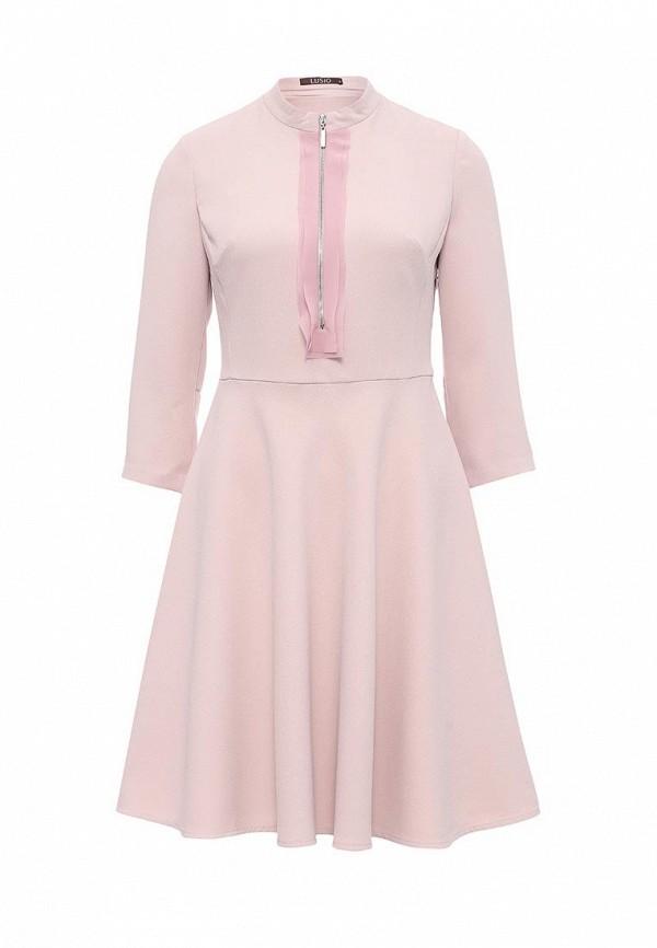 Платье-миди Lusio AW16-020414