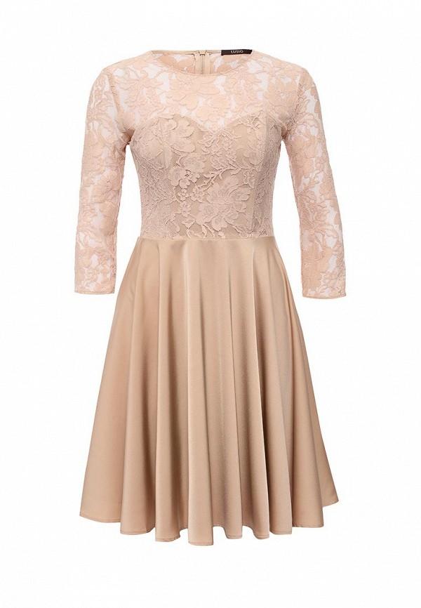 Вечернее / коктейльное платье Lusio AW16-020165