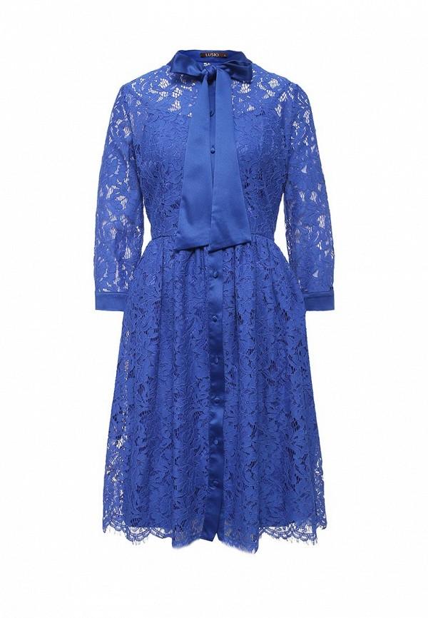 Платье Lusio Lusio LU018EWOPT35