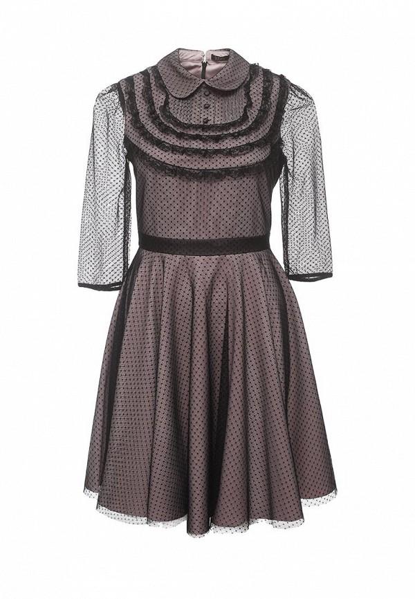 Платье-миди Lusio SS17-020076