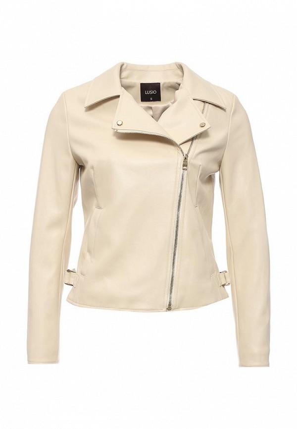 Кожаная куртка Lusio SS17-050004